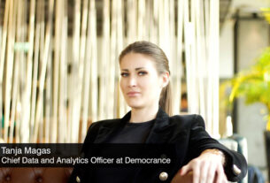 Tanja-Magas - Chief-Data-and-Analytics-Officer - Democrance - techxmedia