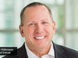 Todd Wilkinson - CEO - Entrust - Antelop Solutions - digital financial card issuance - techxmedia