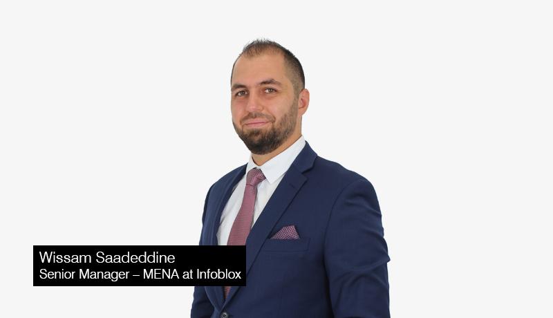 Wissam-Saadeddine-Senior-Manager-MENA - Government-agencies - cyberattacks - cybersecurity-hygiene -techxmedia