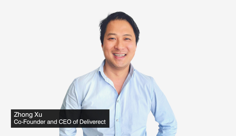 Zhong-Xu-co-founder-CEO-Deliverect - Food-Delivery-System - product suite - techxmedia