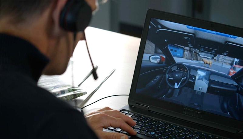 ford - gaming -transform-test-vehicle-designs- techxmedia