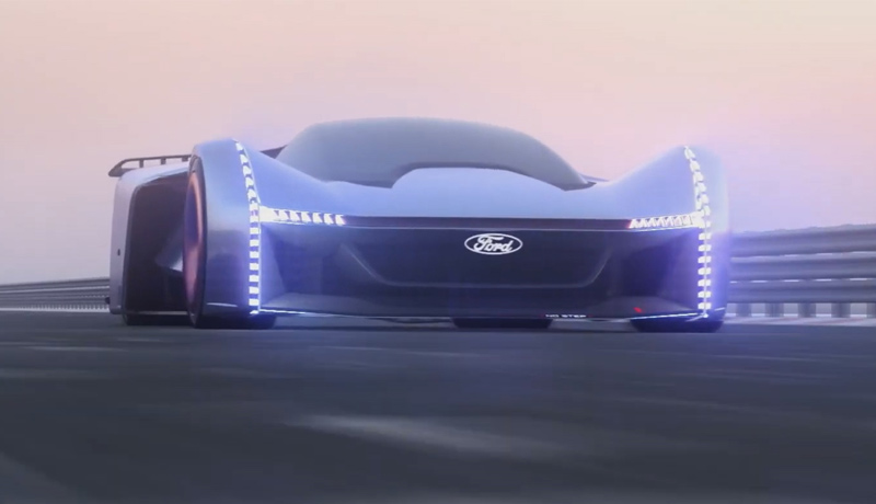 ford - gaming -transform -test-vehicle designs- techxmedia