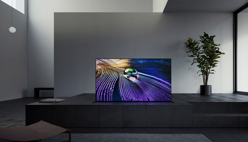 home entertainment system - Sony - techxmedia