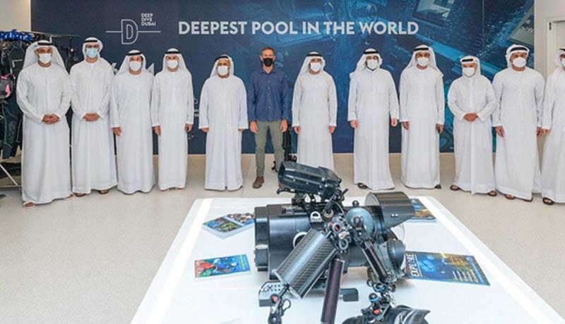 2 - Deep Dive Dubai - World's Deepest Pool - Dubai - technology - techxmedia