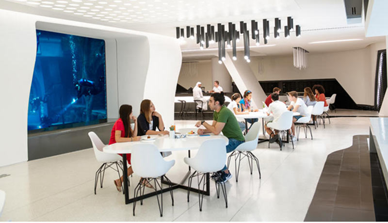 3 - Deep Dive Dubai - World's Deepest Pool - Dubai - technology - techxmedia