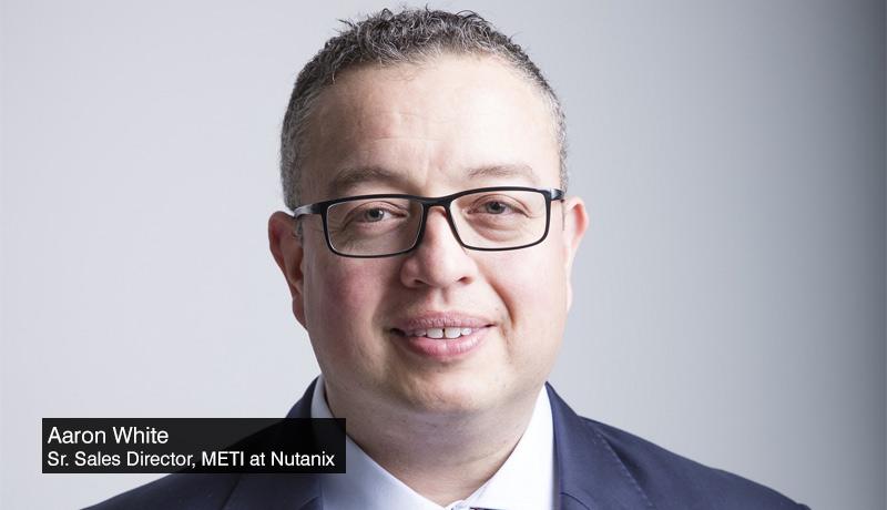 Aaron-White-Sr-Sales-Director-METI-Nutanix - Pre-GITEX Interview - techxmedia