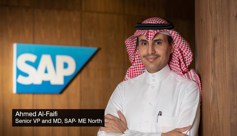 Ahmed Al-Faifi - Senior Vice President and Managing Director - SAP Middle East North - CITC - SAP's data center - KSA - techxmedia