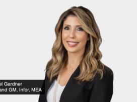 Amel-Gardner- VP-GM-Infor-MEA - Pre-GITEX - Interview -techxmedia