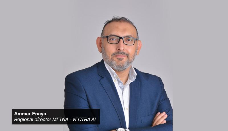 Ammar-Enaya-Regional-Director-METNA-Vectra-AI-Zero Trust Security -Microsoft -Gitex - techxmedia