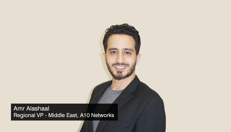 Amr Alashaal- Regional Vice President - Middle East - A10 Networks - Enterprise Networks - Resources - Mozi