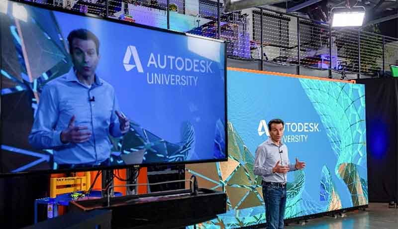 Autodesk - innovators - Autodesk University 2021 - techxmedia