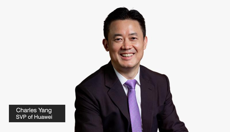 Charles Yang - SVP - Huawei - Middle East and Gulf region - techxmedia