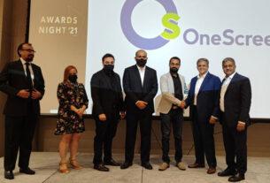 DVCOM - UAE distributor - OneScreen - techxmedia