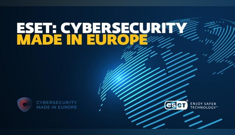 ESET - Cybersecurity Made in Europe - ECSO - techxmedia