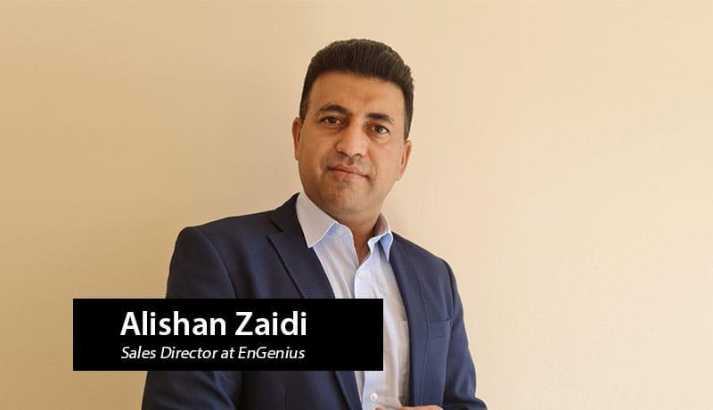 EnGenius - Cloud PRO Access Points - AirGenie - Alishan Zaidi - TECHx
