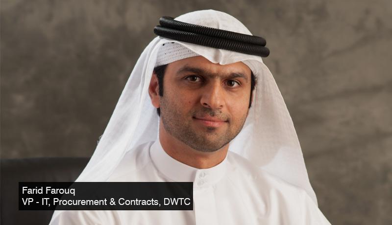 Farid Farouq- VP- IT-Procurement- Contracts-Extreme Network -Makeover - digital-event-DWTC - techxmedia