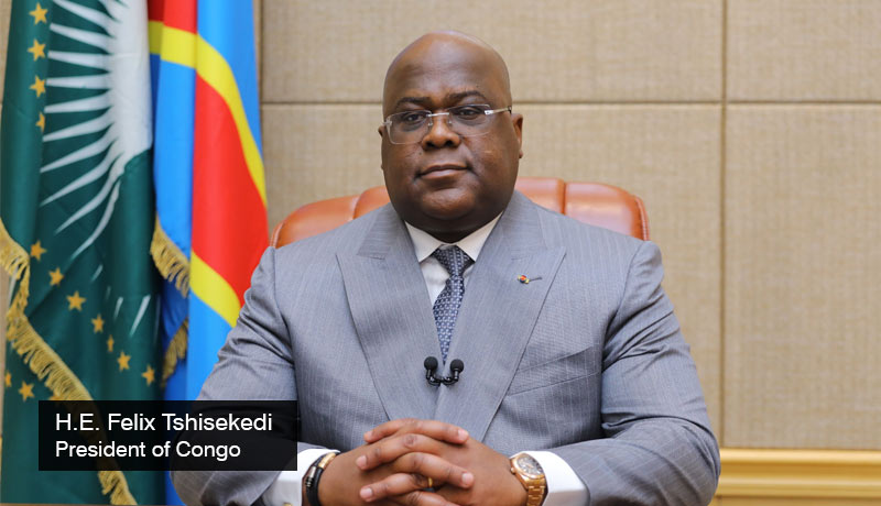 Felix Tshisekedi-President-of-Congo1-High-ranking officials -GBF Africa 2021-Dubai -techxmedia