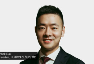 Frank Dai- president-HUAWEI CLOUD - Middleeast- techxmedia