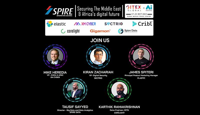 GITEX 2021 - Spire Solutions - MEA - digital assets - techxmedia