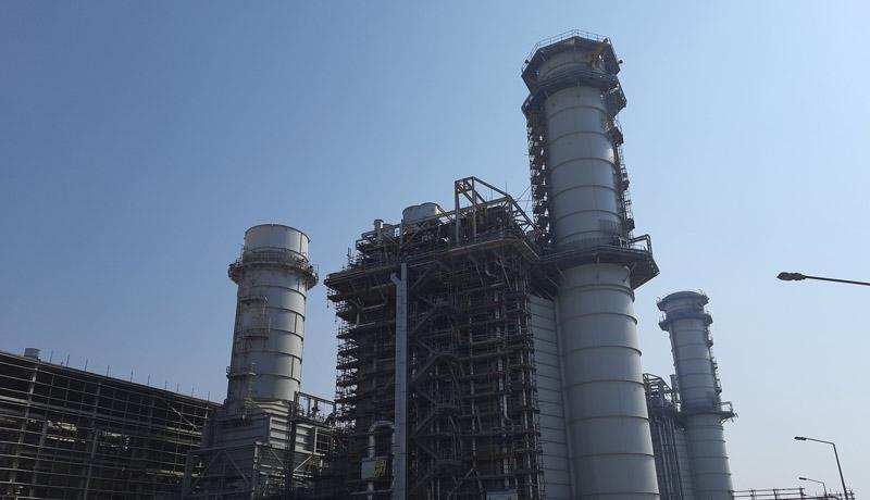 Hamriyah-IPP-SHIPCO -GE -First-fire -second gas turbine -Sharjah - techxmedia