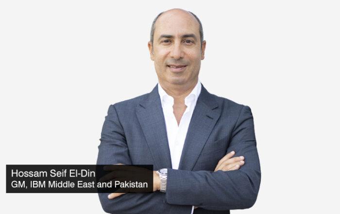 Hossam Seif El-Din - General Manager - IBM Middle East and Pakistan - digital skills - skill development - career-building - Techxmedia