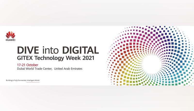Huawei - Dive into Digital - GITEX Global - techxmedia