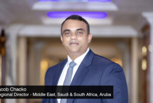 Jacob Chacko-Regional-Director -Middle East-Saudi -South Africa-Aruba -data-driven government - UAE Vision 2021 -
