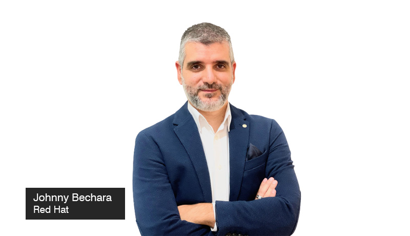 Johnny Bechara - Red hat -Regional Manager- Pre-GITEX Interview - techxmedia