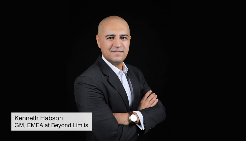 Kenneth Habson - General Manager EMEA - Beyond Limits - Beyond Limits AI products - ADIPEC 2021 - techxmedia