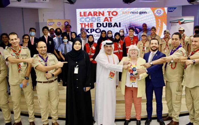 Learn to Code Workshop - SAP-House-Coding-program - Expo 2020 Dubai - techxmedia