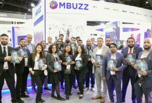 MBUZZ - GITEX 2021 - MBUZZ AT GITEX 2021 - techxmedia
