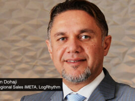 Mazen Dohaji - VP - Regional Sales iMETA - LogRhythm - Cybersecurity -Middle East - Work From Anywhere - techxmedia