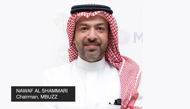 NAWAF-AL-SHAMMARI-Chairman -MBUZZ -ICT Ecosystem - techxmedia