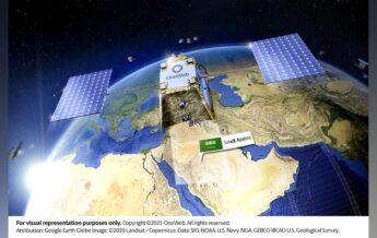 NEOM Tech & Digital Holding - OneWeb - satellite network - techxmedia
