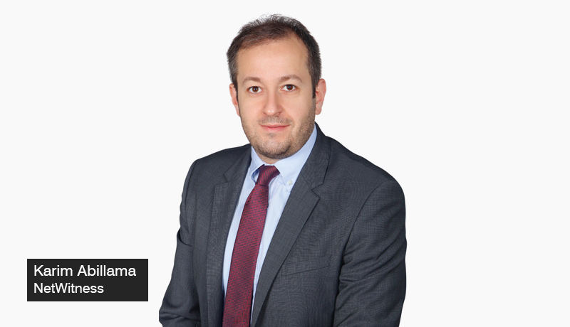 NetWitness - Karim Abillama - International Presales team - techxmedia