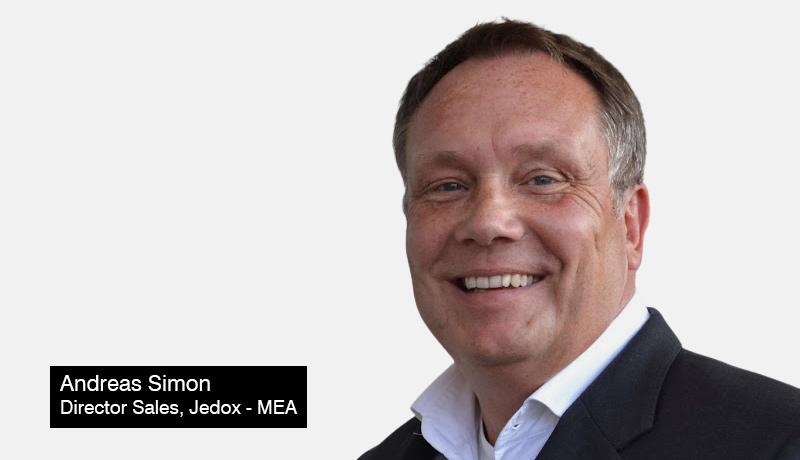 Pre-GITEX Interview - Andreas Simon - Jedox - Director Sales MEA - techxmedia