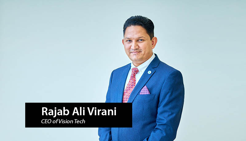Rajab Ali Virani-CEO-Vision Tech-Pakistan real estate platform -Shaariq.com - techxmedia