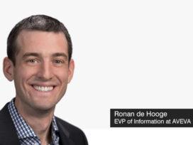 Ronan-de-Hooge-EVP-Information-Aveva-Data-Hub-cloud-operational-sharing-techxmedia