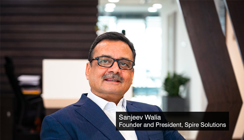 Sanjeev Walia - Founder and President- Spire Solutions - Cybersecurity - value-added distributor - techxmedia