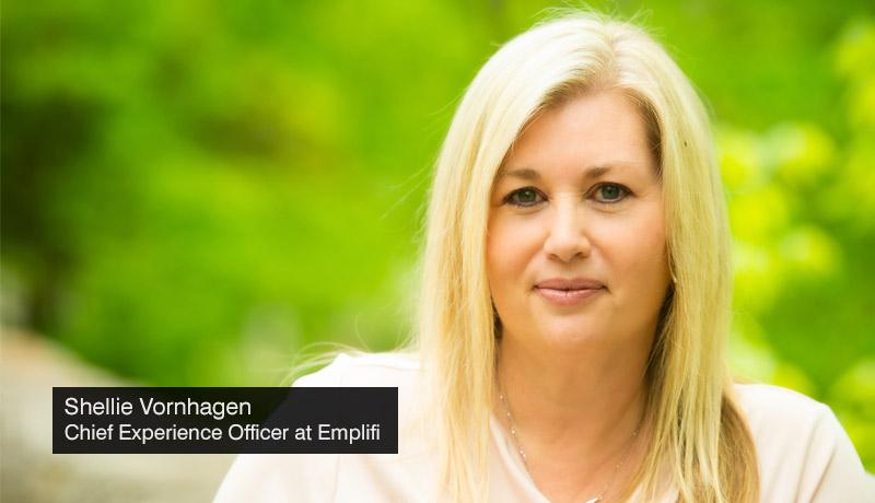 Shellie Vornhagen- Chief Experience Officer - Emplifi - social care customer service - customer care - techxmedia