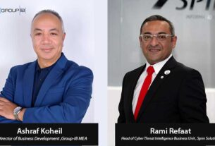 Spire Solutions - Group-IB - Middle East - cyber environment - Ashraf Koheil - Rami Refaat - techxmedia