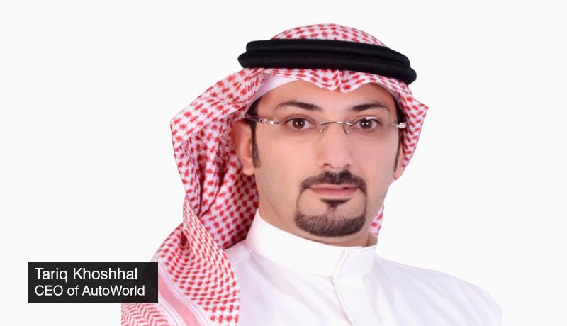 Tariq Khoshhal - CEO - AutoWorld - KSA - Infor CloudSuite -digital transformation - techxmedia