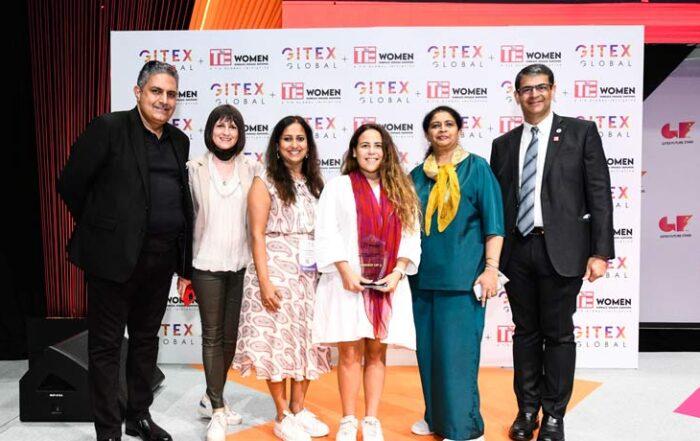 TiE Global Women Awards - women in tech - GITEX GLOBAL 2021 - female entrepreneurs -techxmedia