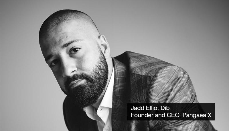 data analytics - Big Data - Jadd Elliot Dib- Founder and CEO - Pangaea X - techxmedia