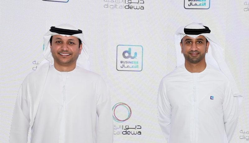 du - Digital DEWA -5G use case - TECHXMEDIA