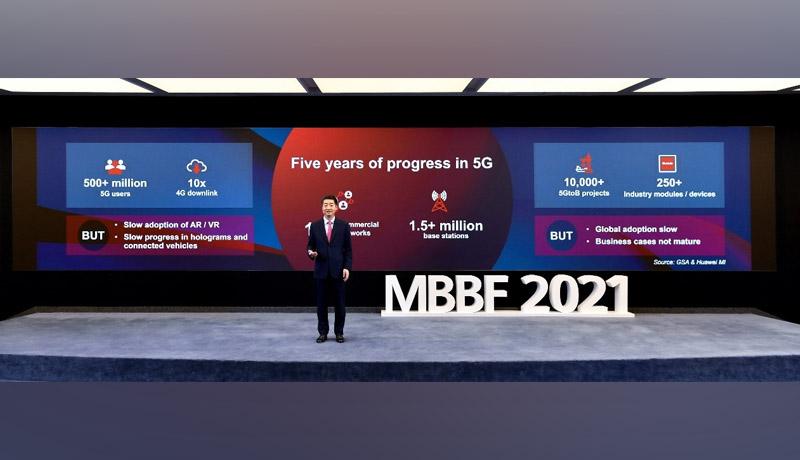 next -stage - Huawei - ICT Industry - 5G development - techxmedia