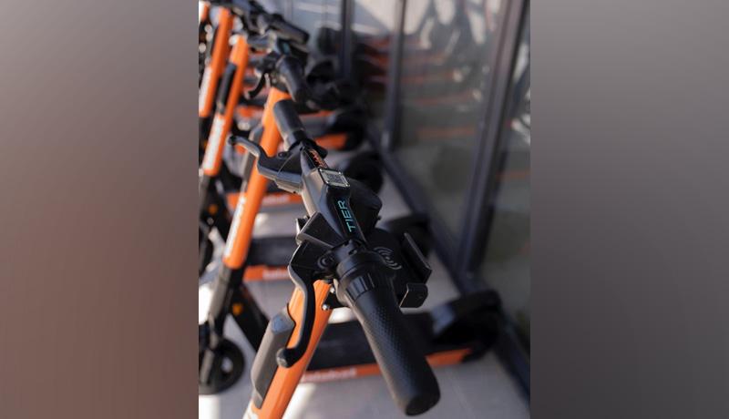 talabat - TIER - e-scooter-delivery - Expo2020 - techxmedia